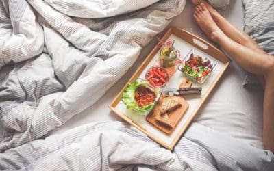 How to make Romantic Breakfast in Bed? These tips will make it a big succes