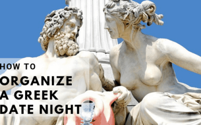 How to organize a Greek Date Night